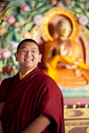 E. Jamgon Kongtrul Rinpoche