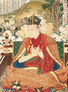 Dusum Khyenpa, o 1º Karmapa