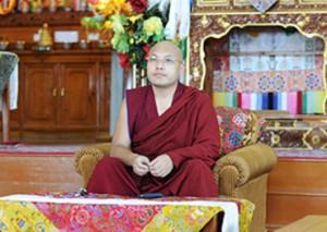 Monastério de Gyuto, Dharamsala – 30 de junho de 2013.