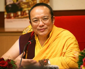 Tai Situ Rinpoche