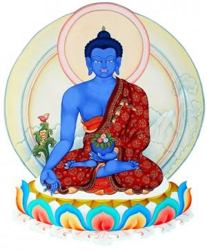 Sangye Menla - o Buda da Medicina