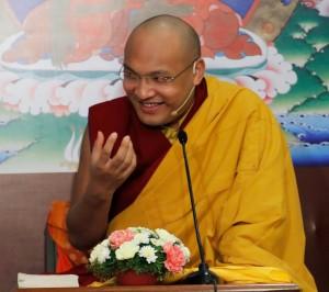 S.S. Karmapa Ogyen Trinley Dorje