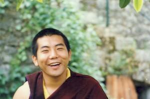 Sua Eminência, o III Jamgon Kongtrul Rinpoche – Karma Lodro Chokyi Senge