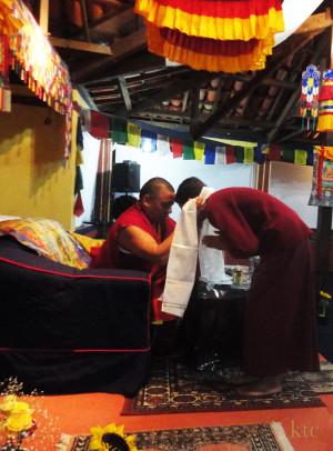 Khenpo Ugyen Tenzin - KTC, 2011